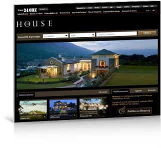 Pubblicazione annunci immobili prestigio e case di lusso for Agenzia immobiliare lusso