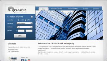Realizzazione siti web per agenzie immobiliari e imprese - Nomi agenzie immobiliari ...