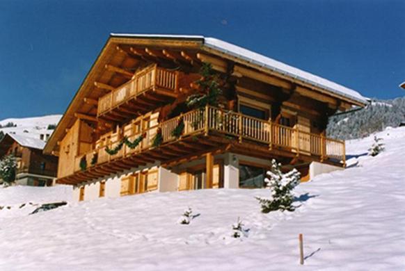 Case di montagna tra masi baite e chalet for Piani di casa di montagna con seminterrato sciopero