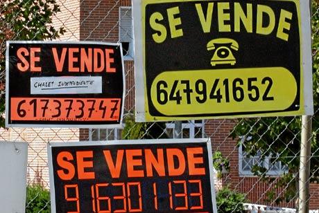 mercato immobiliare spagna