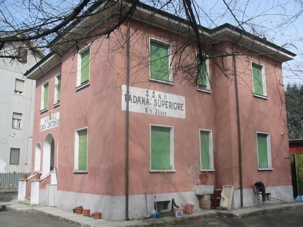 Le case cantoniere si vendono online - Casa base immobiliare ...