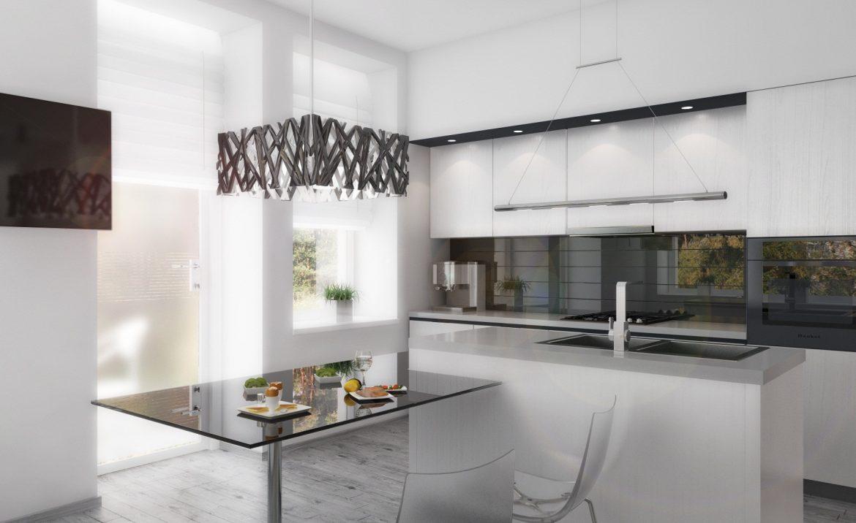 La cucina è componibile, sostenibile e smart