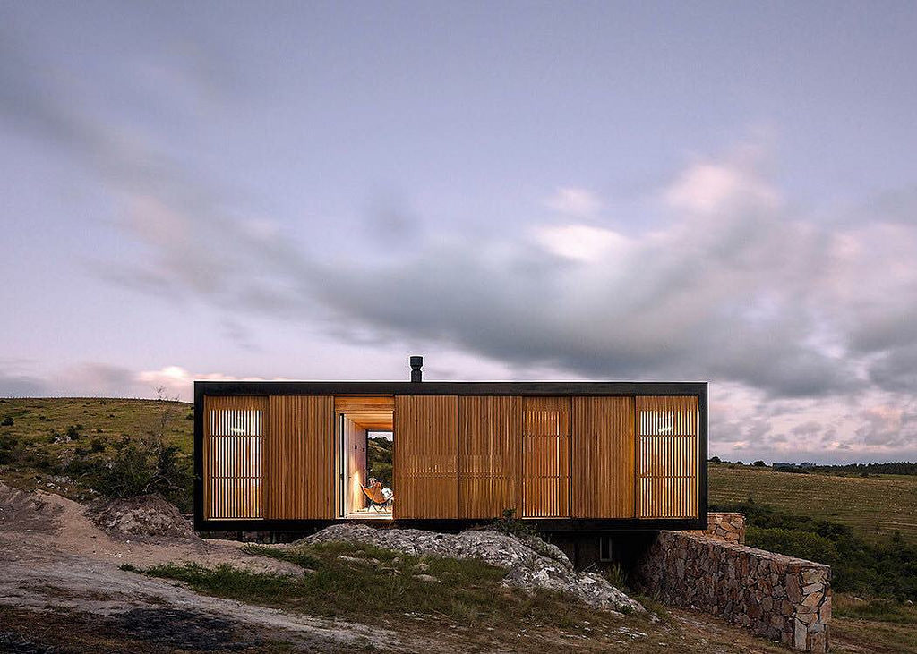 Case Moderne Prefabbricate : Le case prefabbricate moderne sono ecologiche e sostenibili