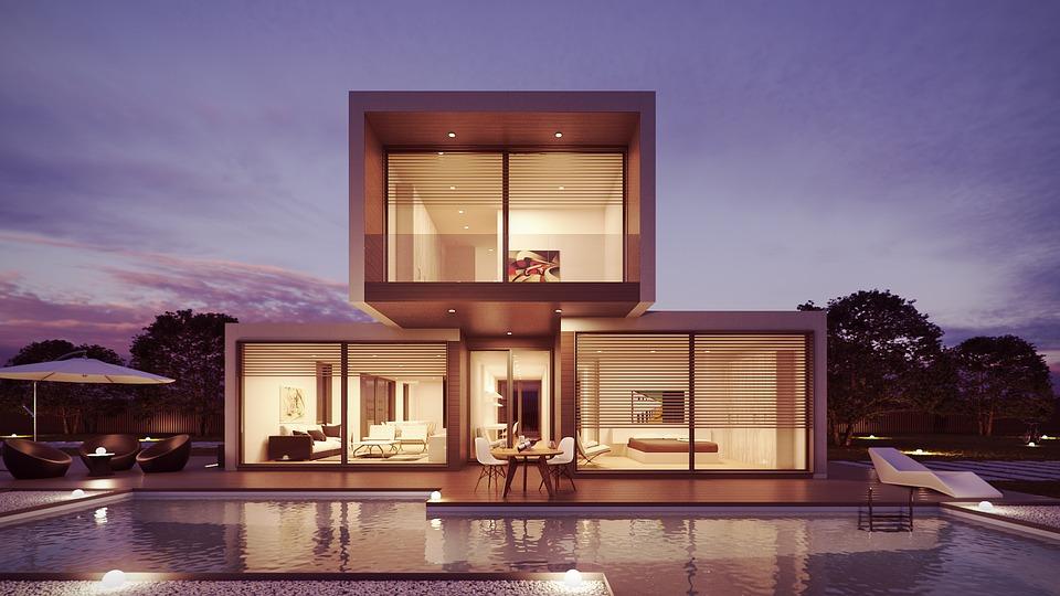 Mercato immobiliare delle case di lusso