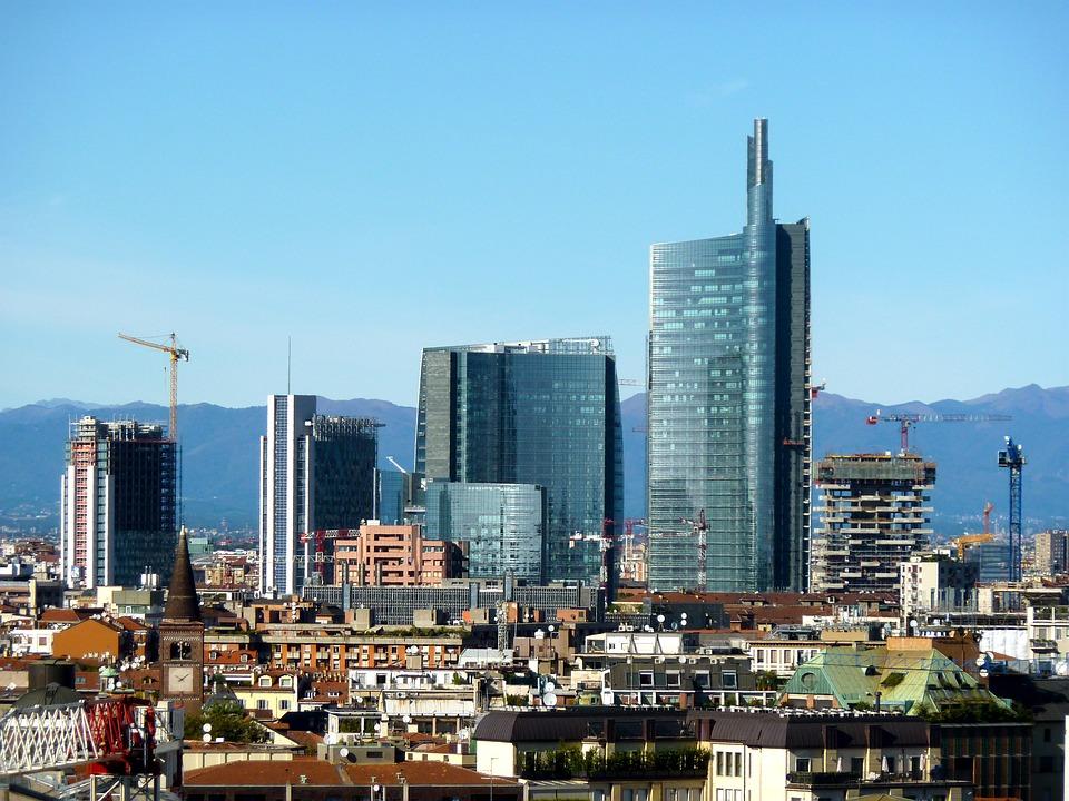 Ristrutturazione di uffici in Lombardia