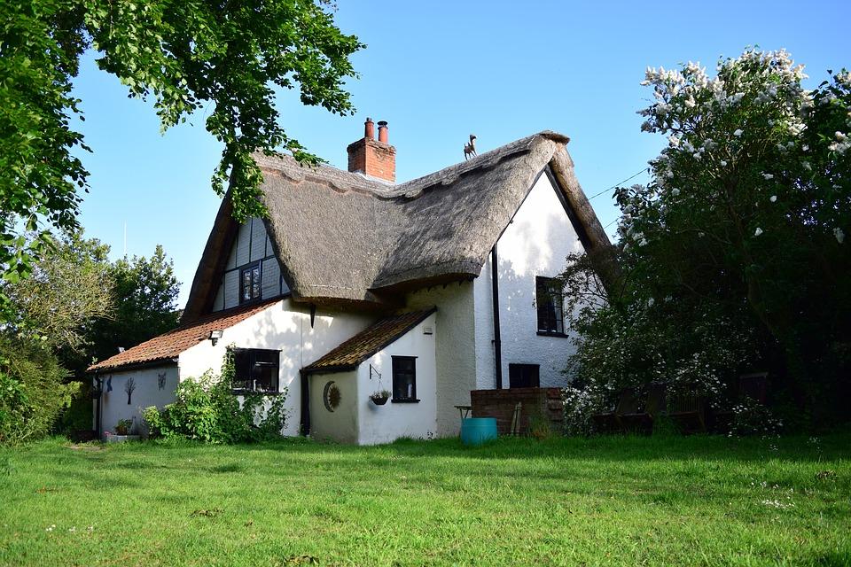 a Vicenza la casa con tetto di paglia