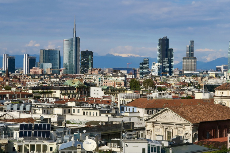 Entro il 2020 a Milano il Corso Como Place, primo ufficio certificato Well Building