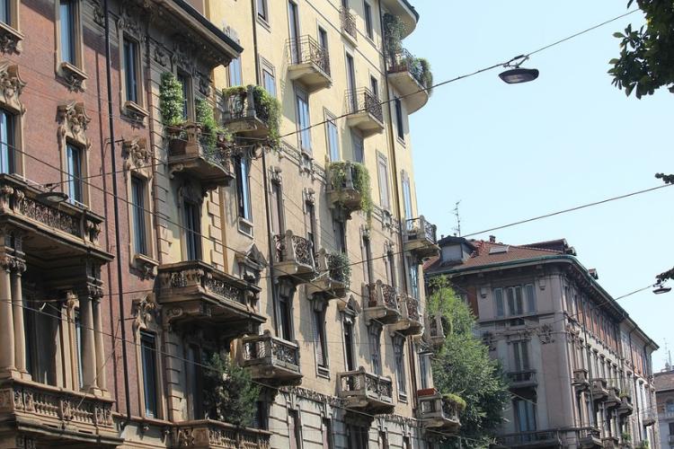 A Milano vola il business delle case vacanza.