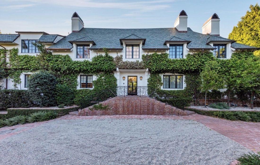 Venduta la villa di Adam Levine a Beverly Hills