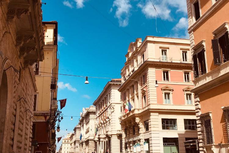 Il mercato immobiliare di Roma riparte dagli hotel.