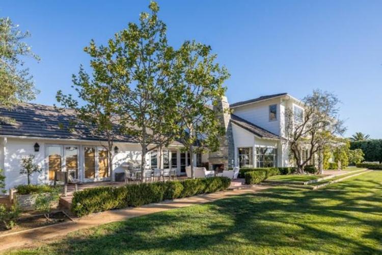 In vendita la villa di Jodie Foster.