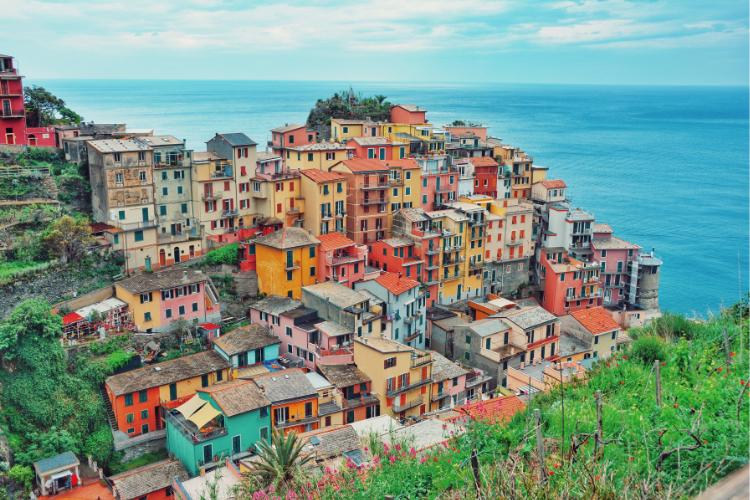 Torna l'interesse degli stranieri per l'acquisto di una seconda casa in Italia.