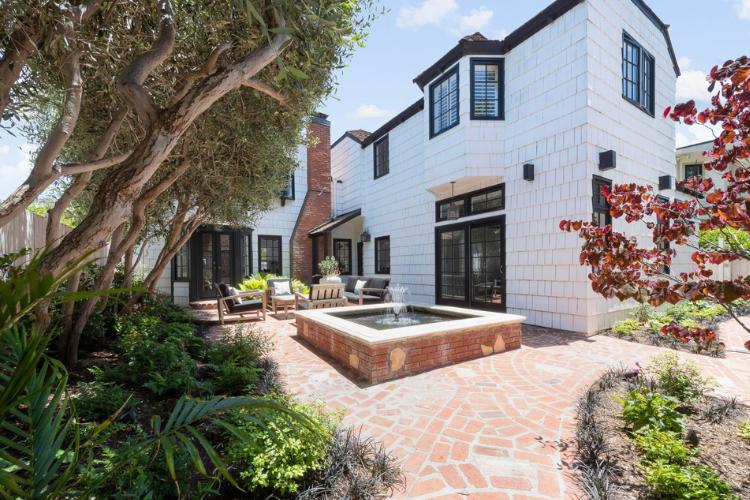 In vendita la villa appartenuta a Diane Keaton.