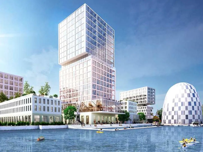 Hamburg Innovation Port