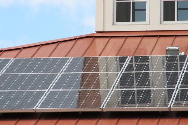 Affittare i pannelli solari.