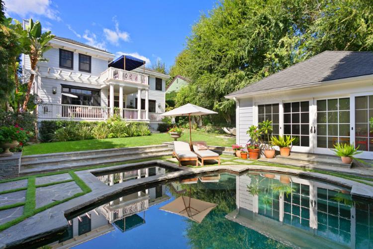 Villa di Katherine Heigl.