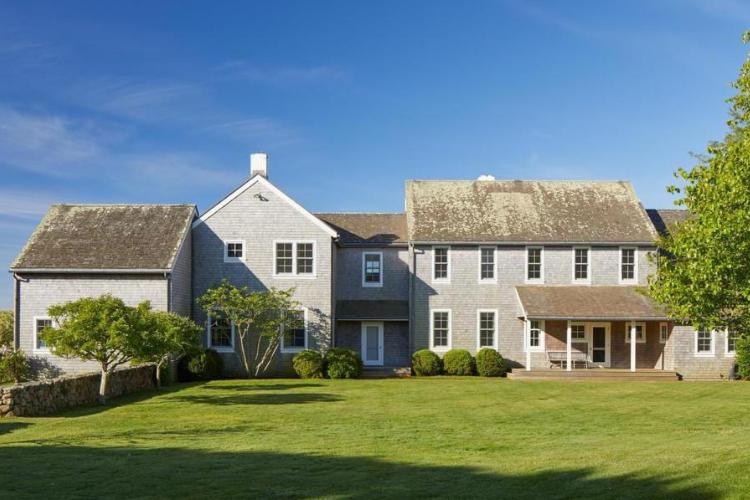 In vendita la villa appartenuta a Jackie Kennedy.