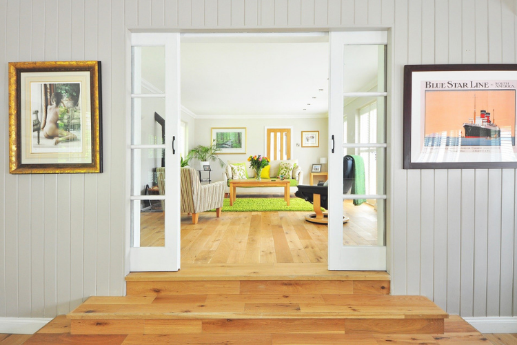 Casa ecologica e legno.