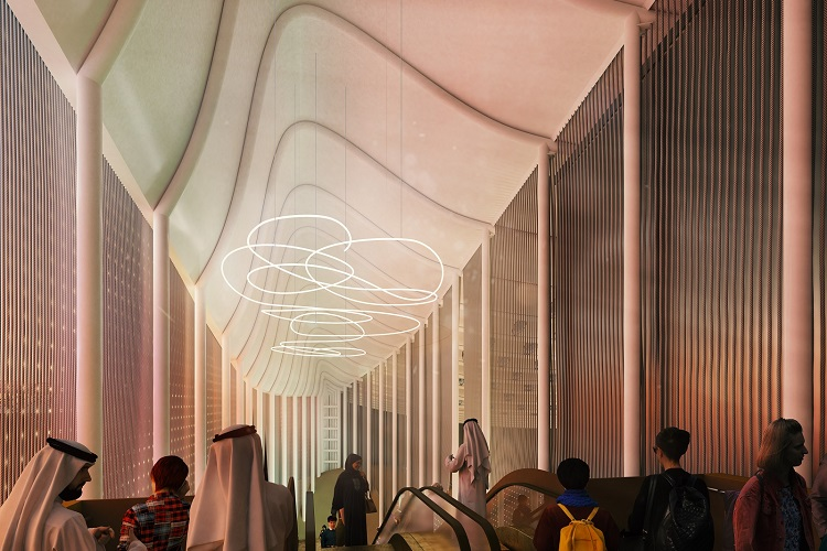 Padiglione Italia a Dubai Expo 2020