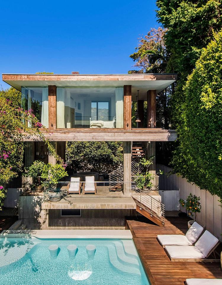 La casa di Pamela Anderson