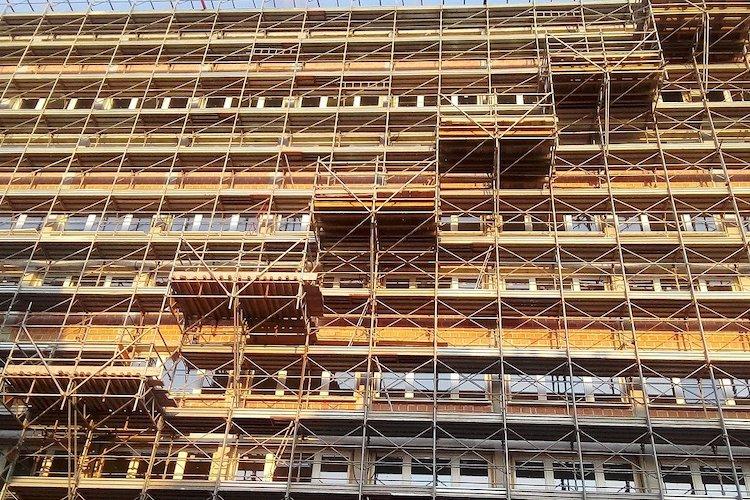 Ristrutturazione edilizia con Superbonus 110%