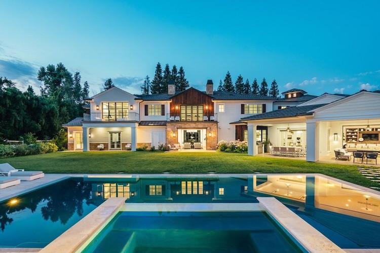 La nuova casa di Madonna