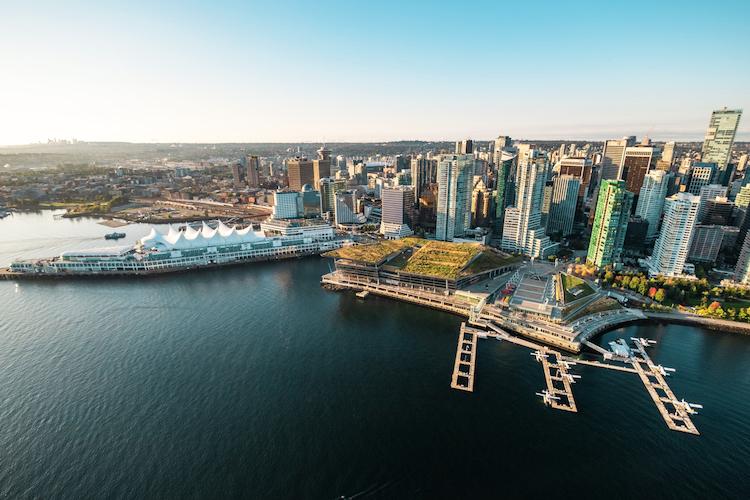 Il Vancouver Convention Centre