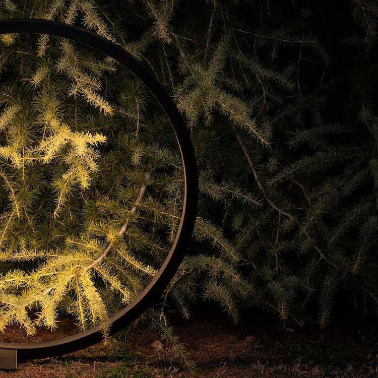 """""""O"""" di Artemide - luci da esterno"""