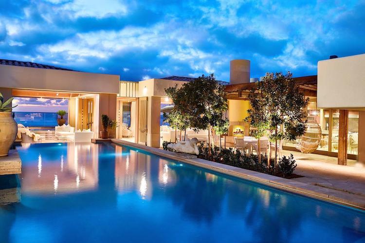 La casa di Bill e Melinda Gates vicino a San Diego. Via La villa di Bill e Melinda Gates vicino a San Diego. Via Forbes.com
