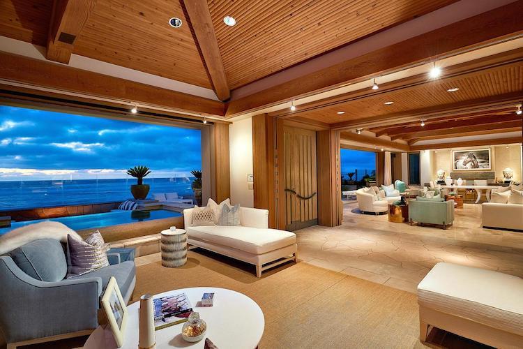 La villa di Bill e Melinda Gates vicino a San Diego