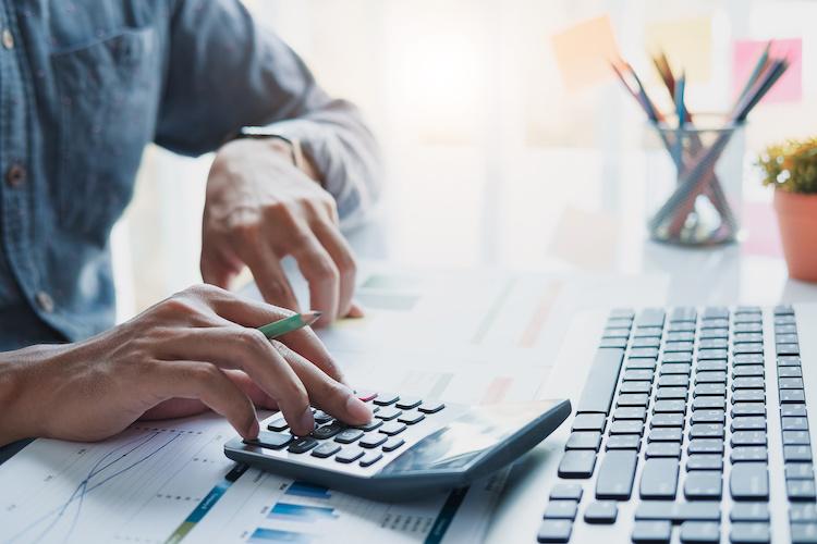 Calcolo dell'imposta di registro