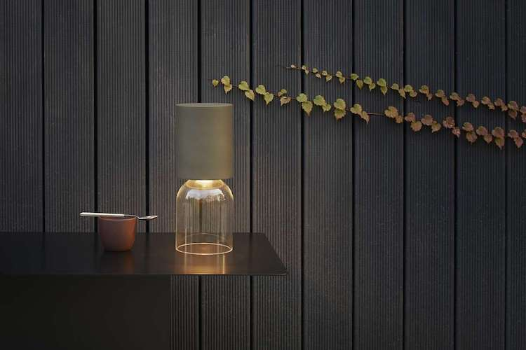 Nui mini di Luceplan - lampada da esterno