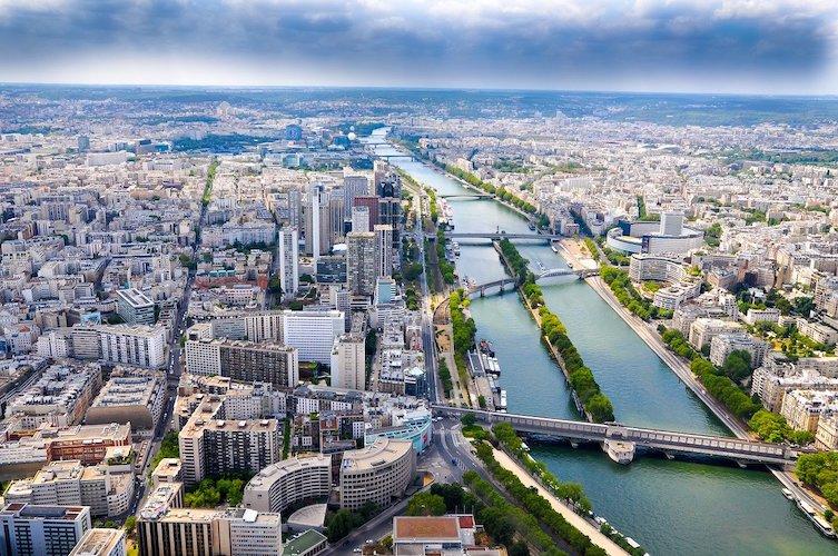 Parigi, una delle città europee in cui il mercato immobiliare è più attivo