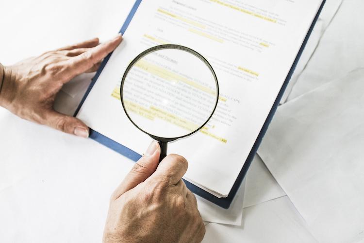 Procedura di sfratto di un contratto d'affitto