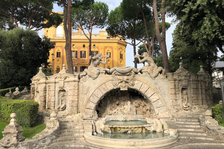 Villa Alberoni Luiss a Roma