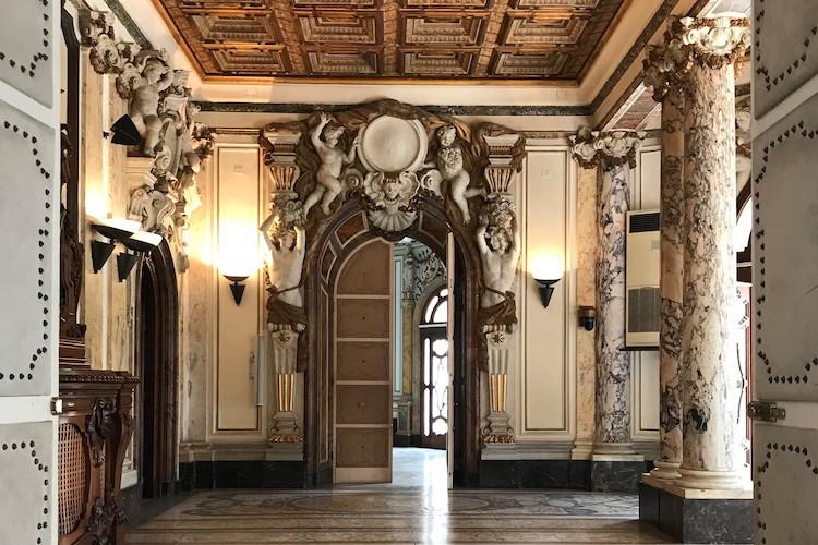 Villa Alberoni - Luiss a Roma