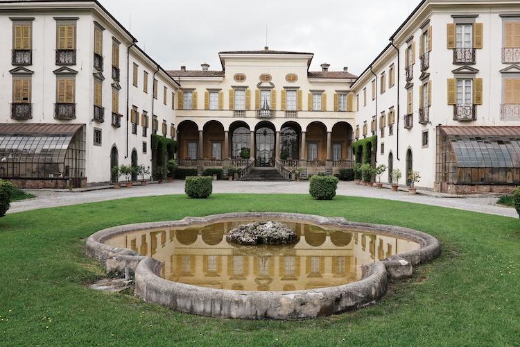 Villa Gromo a Mapello, Bergamo