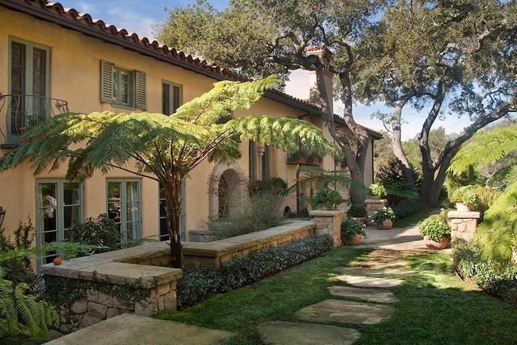 Il cottage annesso alla proprietà di Adam Levine