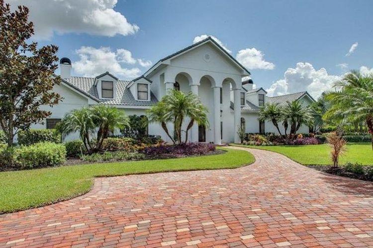 La casa di Bill e Melinda Gates a Wellington, in Florida
