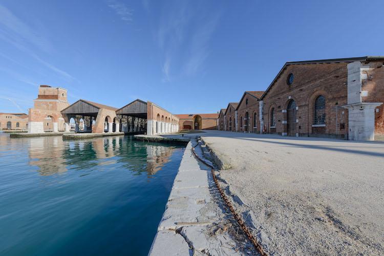 L'arsenale della Biennale di Venezia
