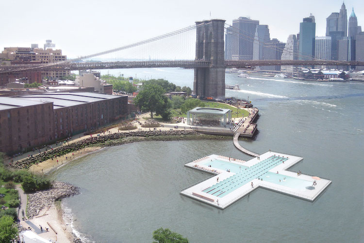 Plus Pool a New York