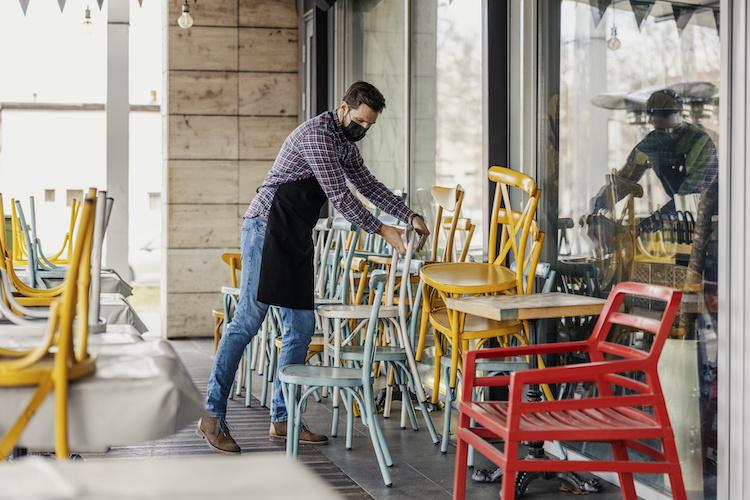 Locale commerciale per la ristorazione