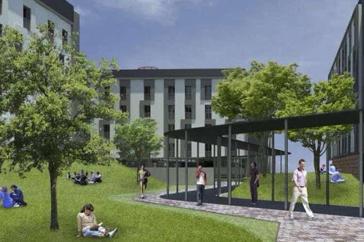 Il nuovo campus di Bovisa