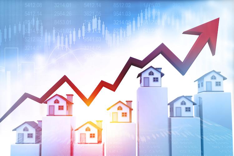 Crescita del mercato immobiliare italiano