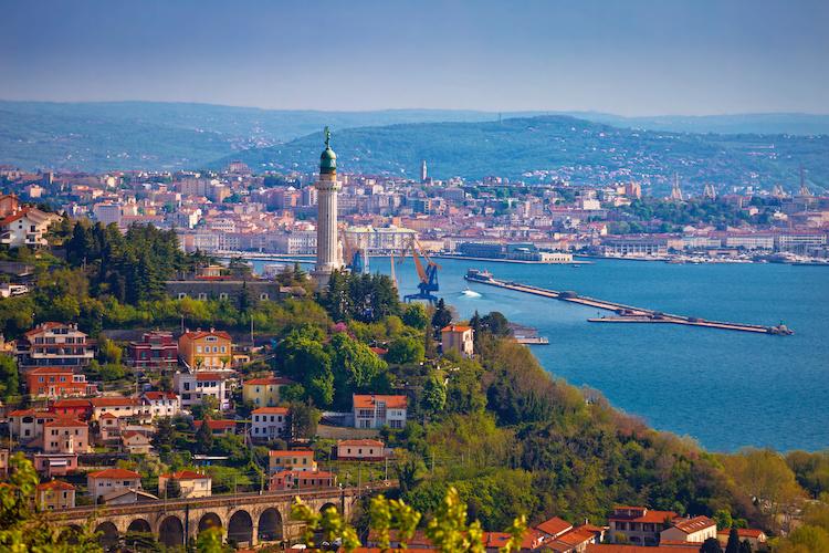 Trieste in Friuli Venezia Giulia