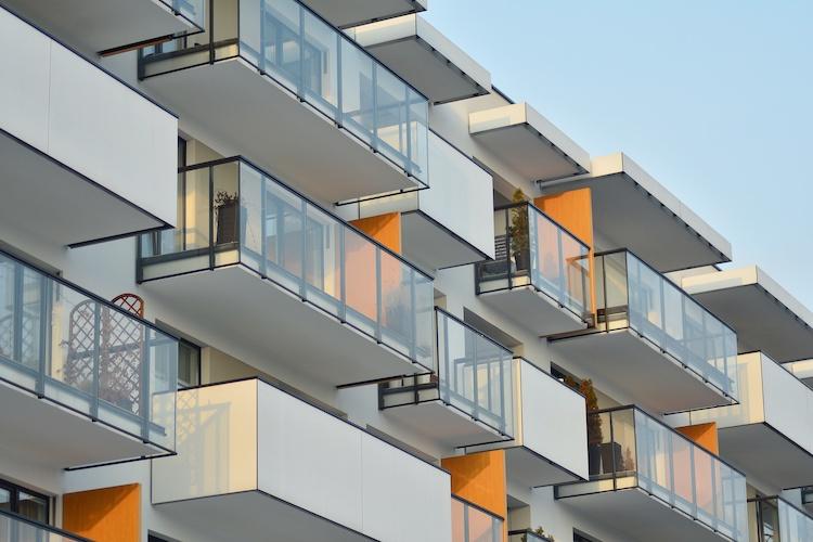 Balconi e terrazzi interessati dal Bonus facciate