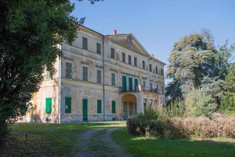 Una casa storica da restaurare