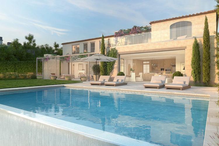 In vendita la villa di Michelle Pfeiffer