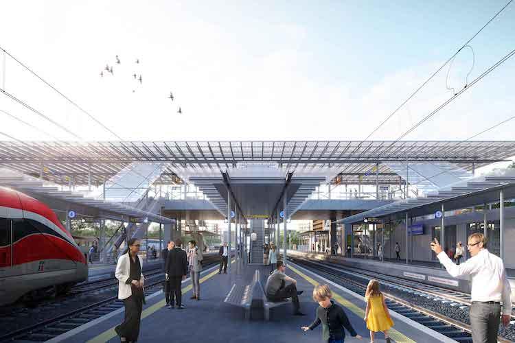 La nuova ferrovia di Sesto San Giovanni