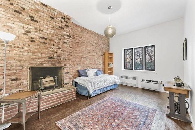 L'appartamento di Cynthia Nixon a New York